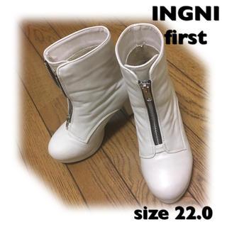 イングファースト(INGNI First)のショートブーツ INGNI first(ブーツ)