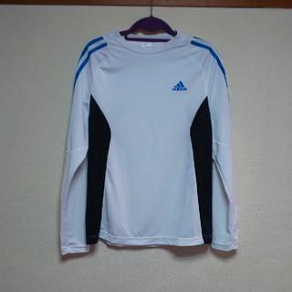 アディダス(adidas)のadidas・ロンT (Tシャツ/カットソー(七分/長袖))