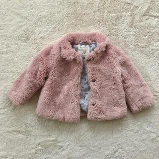 ザラキッズ(ZARA KIDS)のZara baby コート アウター(ジャケット/上着)