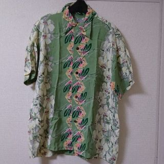 トウヨウエンタープライズ(東洋エンタープライズ)の東洋 SUN SURF 半袖 アロハ シャツ SS33868(シャツ)
