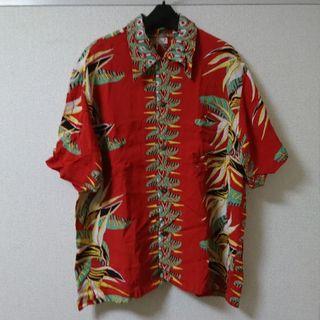 トウヨウエンタープライズ(東洋エンタープライズ)の東洋 SUN SURF 半袖 アロハ シャツ SS30092(シャツ)