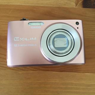 カシオ(CASIO)のCASIOデジカメ(コンパクトデジタルカメラ)