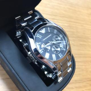 f0c7090405 エンポリオアルマーニ(Emporio Armani)のEMPORIO ARMANI AR-0673 腕時計(腕時計(