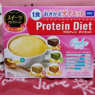 DHC - ☆DHCプロテインダイエット*cakeタイプ☆