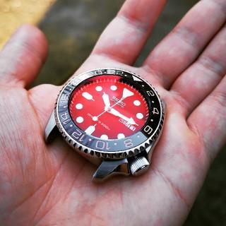 セイコー(SEIKO)の[ニューイング様専用] SEIKO ダイバーskx007 (腕時計(アナログ))