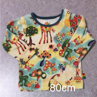 バックアレイ(BACK ALLEY)のバックアレイ トップス 80cm(Tシャツ)
