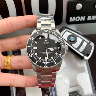 チュードル(Tudor)の激売れ 自動巻 Tudor チュードル 腕時計 人気 金属ベルト メンズ(金属ベルト)