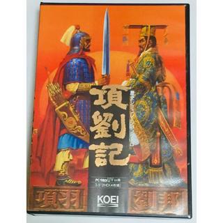 コーエーテクモゲームス(Koei Tecmo Games)のPC98 頂劉記(PCゲームソフト)