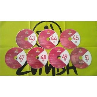 ズンバ(Zumba)のまつりかさま専用 ZUMBA ズンバ CD ジャンク(ポップス/ロック(洋楽))