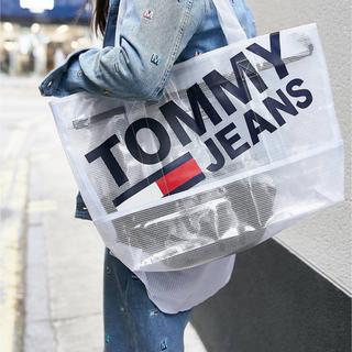 トミーヒルフィガー(TOMMY HILFIGER)のTommy Jeans トミージョーンズ ショッパーバッグ(トートバッグ)