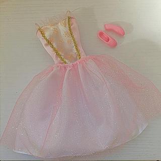 バービー(Barbie)のBarbie人形サイズ バレエアウトフィット(ぬいぐるみ/人形)