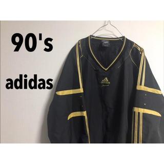 アディダス(adidas)の90's 古着 adidas オーバーサイズ ビッグプルオーバー  ユニセックス(シャツ)