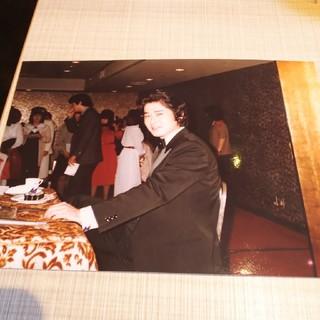 沖雅也 81年に 自身で撮影 写真コピー(写真)