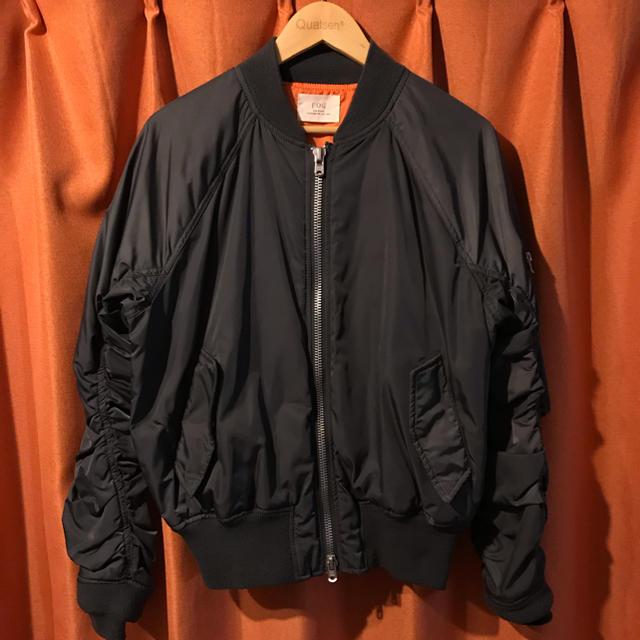 FEAR OF GOD(フィアオブゴッド)のfog MA-1 bomber jacket  メンズのジャケット/アウター(フライトジャケット)の商品写真