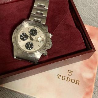チュードル(Tudor)の美品★チュードル クロノタイム カマボコ 79180 ロレックス リューズ(腕時計(アナログ))