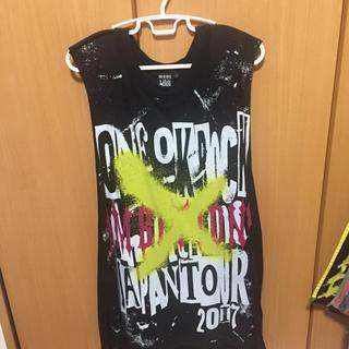 ワンオクロック(ONE OK ROCK)のONE OK ROCK Ambitions タンクトップ(Tシャツ/カットソー(半袖/袖なし))