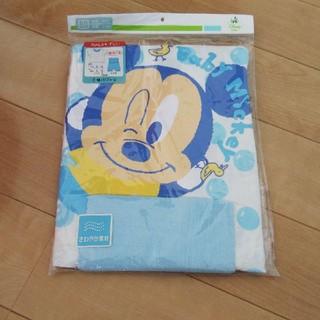 ディズニー(Disney)の新品未使用♡ディズニー ミッキー 半袖パジャマ 80(パジャマ)
