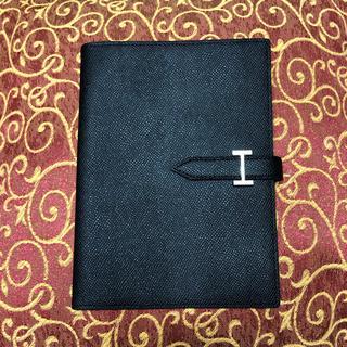 フランクリンプランナー(Franklin Planner)のフランクリンプランナー B6 革手帳カバー ブラック(手帳)