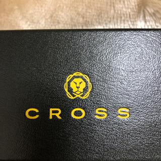 クロス(CROSS)のCROSS ボールペン黒(ペン/マーカー)