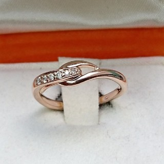 ヨンドシー(4℃)の4℃ k10 PG ダイヤモンド リング(リング(指輪))