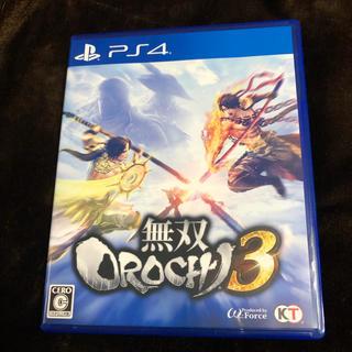 コーエーテクモゲームス(Koei Tecmo Games)の無双OROCHI 3(家庭用ゲームソフト)