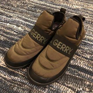 ジェリー(GERRY)の★ジェリー GERRY 新作!滑りにくい ブーツ シューズ スニーカー メンズ (スニーカー)
