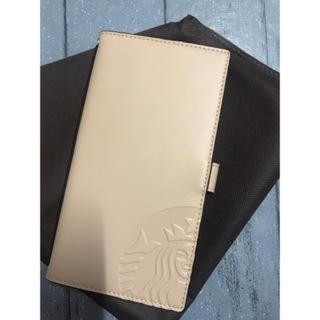 スターバックスコーヒー(Starbucks Coffee)の手帳 ノート カードケース 財布 パスケース 海外スターバックス メモ帳 (名刺入れ/定期入れ)