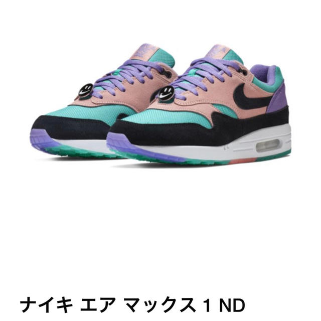 online retailer 6ec0a 74301 NIKE(ナイキ)のNIKE AIR MAX 1 ND HAVE A NIKE DAY 28cm メンズ