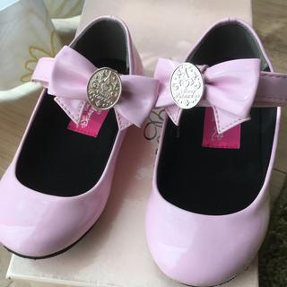 ディズニー(Disney)のディズニープリンセス靴(フォーマルシューズ)