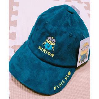 ミニオン(ミニオン)のミニオン キャップ(帽子)