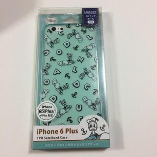 0287db03f4 ドナルドダック(ドナルドダック)のiPhone6 Plus ドナルドケース.iPhone6s Plus ケース(