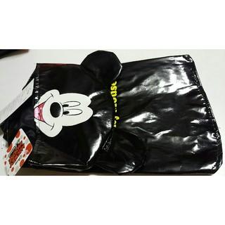 ディズニー(Disney)の犬用レインコートミッキーマウスSサイズ(ペット服/アクセサリー)