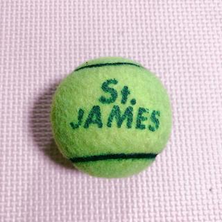 硬式テニスボール1個 (ボール)