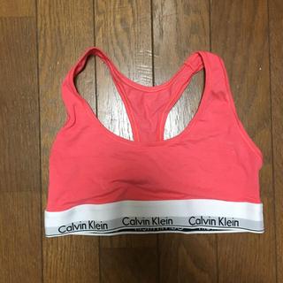 カルバンクライン(Calvin Klein)のCALVIN CLEIN ブラ(ブラ)