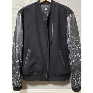 マルセロブロン(MARCELO BURLON)のMARCELO BURLON Bomber jacket(スタジャン)