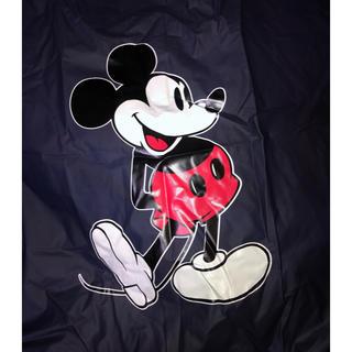 ディズニー(Disney)のディズニー ミッキー レインポンチョ L(レインコート)