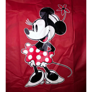 ディズニー(Disney)のディズニー ミニー レインポンチョ M(レインコート)