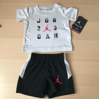 ナイキ(NIKE)のジョーダン ジャンプマン Tシャツ パンツ セット(Tシャツ)