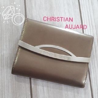 クリスチャンオジャール(CHRISTIAN AUJARD)のクリスチャンオジャール  二つ折り財布(財布)