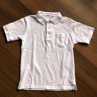 シマムラ(しまむら)の☆BOYS 白ポロシャツ☆(ドレス/フォーマル)