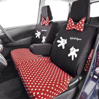 ディズニー(Disney)の車シートカバー(車内アクセサリ)