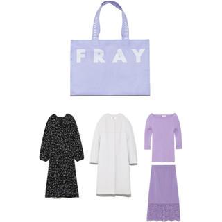 フレイアイディー(FRAY I.D)のフライアイディー  福袋 2019 スナイデル 抜き取りなし 新品 エイミー(セット/コーデ)