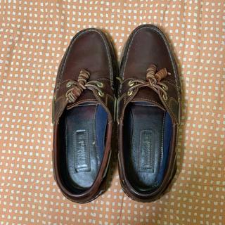ティンバーランド(Timberland)のティンバ 定番ローファー 美品(ローファー/革靴)