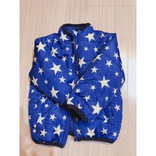 シマムラ(しまむら)の新品未使用 子ども服 80センチ ジャケット(その他)