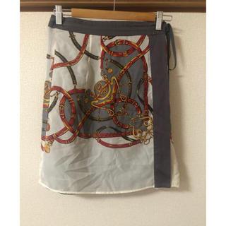 デュアルスレッド(Dual THREAD)のthread スカート (ひざ丈ワンピース)