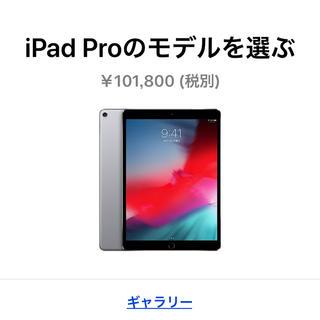 アイパッド(iPad)のxxaicoxx様専用  超美品iPadPro10.5 256GB セルラー(タブレット)