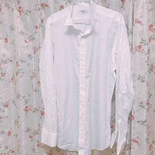 ウイングカラーシャツ  結婚式  新郎(その他)