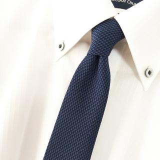 ジャンパトゥ(JEAN PATOU)の美品 JEAN PATOU シルク 総柄 ネクタイ フランス製(ネクタイ)