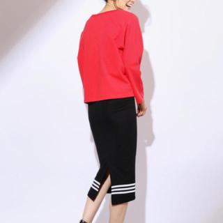 アディダス(adidas)のadidas☆タイトスカート(ひざ丈スカート)