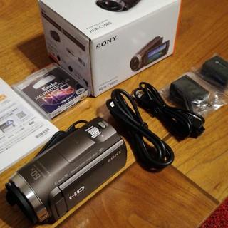 ソニー(SONY)の新品同様 SONY HDR-CX680 ビデオカメラ (ビデオカメラ)
